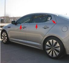Stainless Steel Bottom Window frame sill trim 6pcs For Kia Optima K5 2011-2013