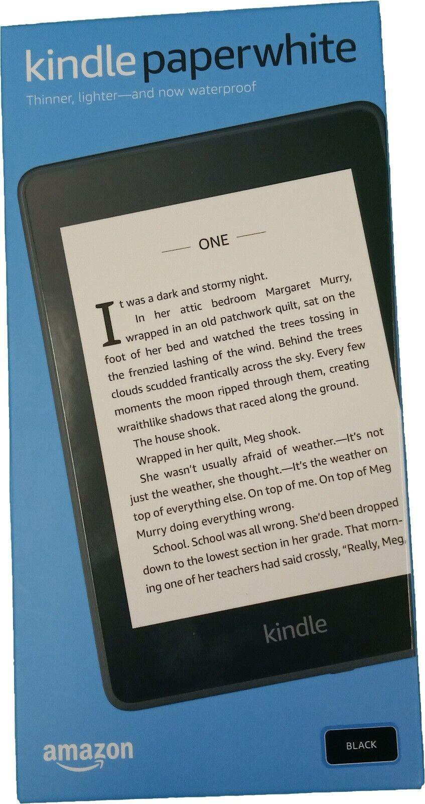 Brand New Sealed Amazon-Kindle Paperwhite 6