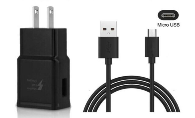 2x Hot Micro Usb 2 Amp Rapid Wall Charger For Amazon Kindle Fire Hd Hdx For Sale Online Ebay