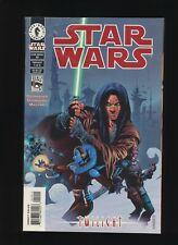 Star Wars # 17 Dark Horse 1998 1st Appearance of Quinlan Voss