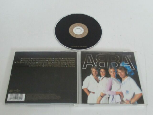 ABBA/THE NAME OF THE GAME(SPECTRUM 04400649692 4) CD ALBUM