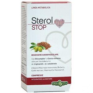 STEROL-STOP-30-COMPRESSE-4-confezioni-Riso-Rosso-Fermentato-Erba-Vita-925518577