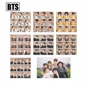 Kpop Boys I NEED U Young BTS Bangtan  Forever Lomo Card Fotokarte Suga V Jin RM