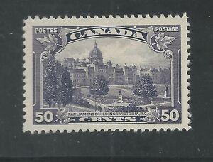 CANADA # 226 MHG PARLIAMENT BUILDINGS, VICTORIA, BC (2685)