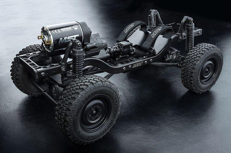 MST CFX 1 10 4WD High Performance Scale Crawler Kit - 532148