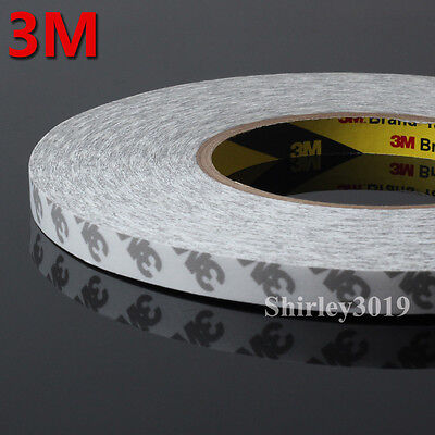 11mm New 50 Meters 3M 9080 Double Sided Tape Adhesive for Lcd digitizer Case Led
