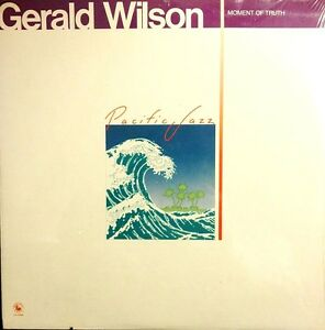 SEALED-Joe-Pass-w-Gerald-Wilson-LP-MOMENT-OF-TRUTH-Pacific-Jazz-1981-re