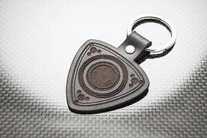 MAZDA RX RX Porte Clé Cuir Porteclés Porteclef Porteclés - Porte clef cuir