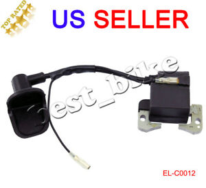 Details about 47cc 49cc 50cc Ignition Coil 2-stroke ATV Dirt Bike chinese