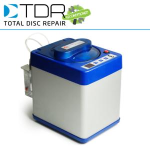 A-Refurbed-TDR-Eco-Pro-2-Disc-Repair-Machine-Fix-CDs-DVDs-Xbox-PS3