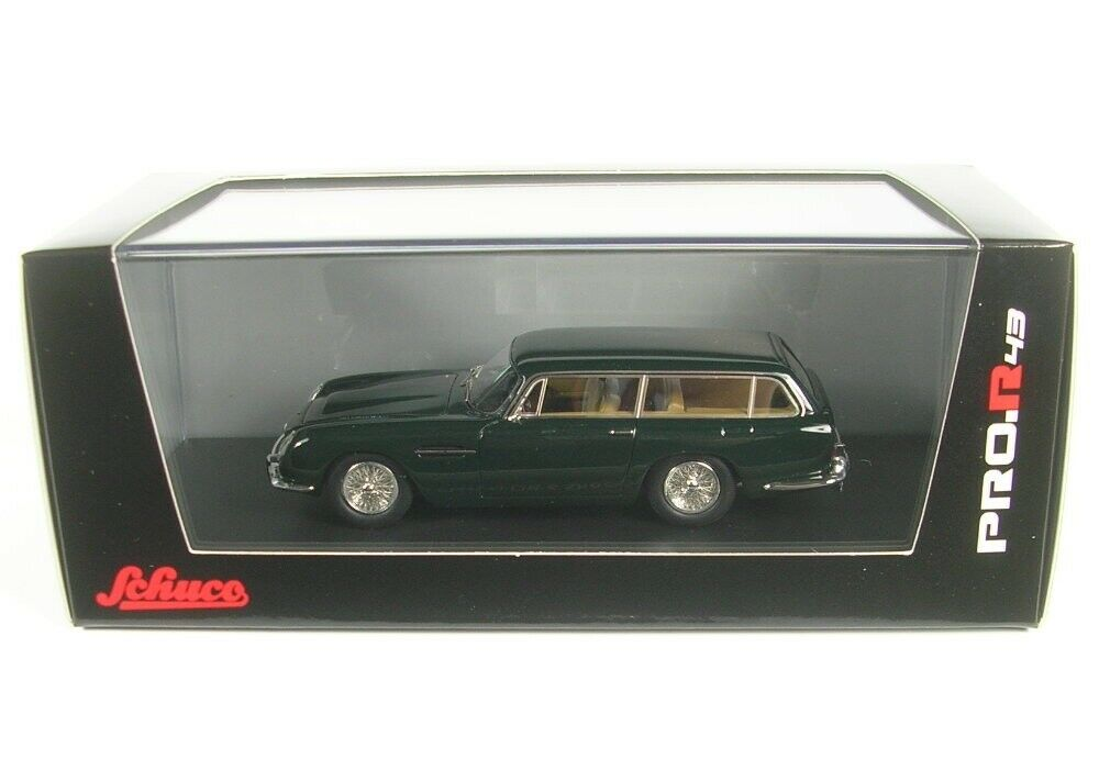 Aston Martin Db6 - Shooting Brake (Dark Green)
