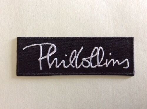 M378 PATCH ECUSSON PHIL COLLINS 10*3 CM