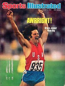 1976-Aug-9-Sports-Illustrated-magazine-Montreal-Olympics-Bruce-Jenner-GLR