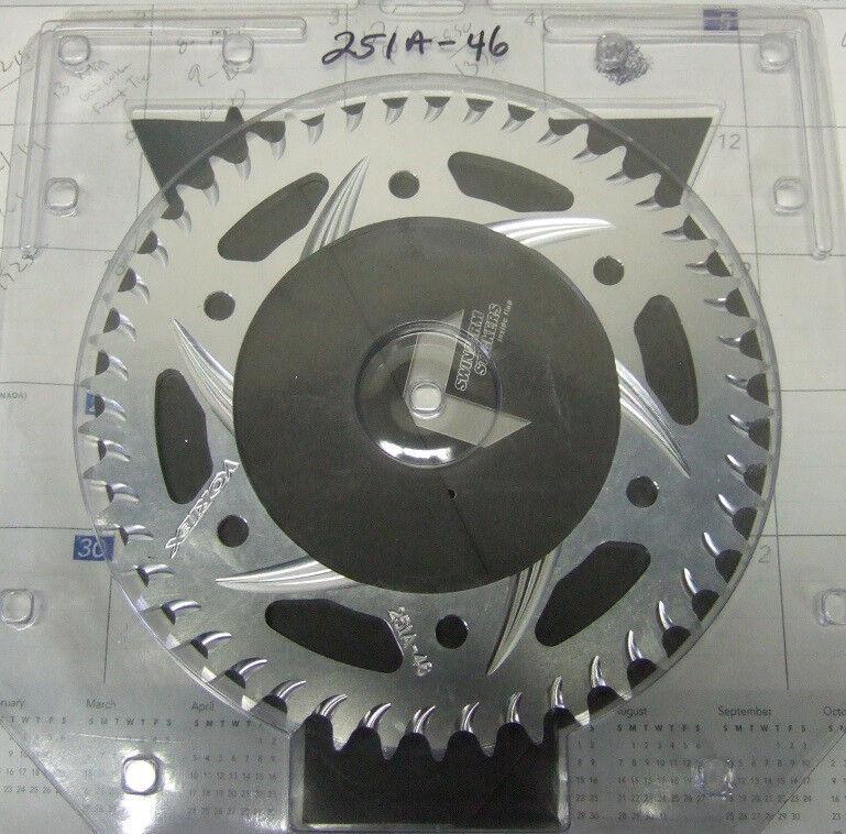 Vortex 232A-34 Silver 34-Tooth Rear Sprocket