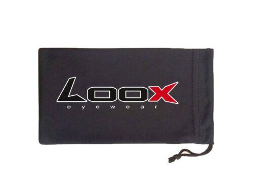 Lunettes de soleil étui Loox 100 CASE brillencase brillenbox Protection-Sac Noir
