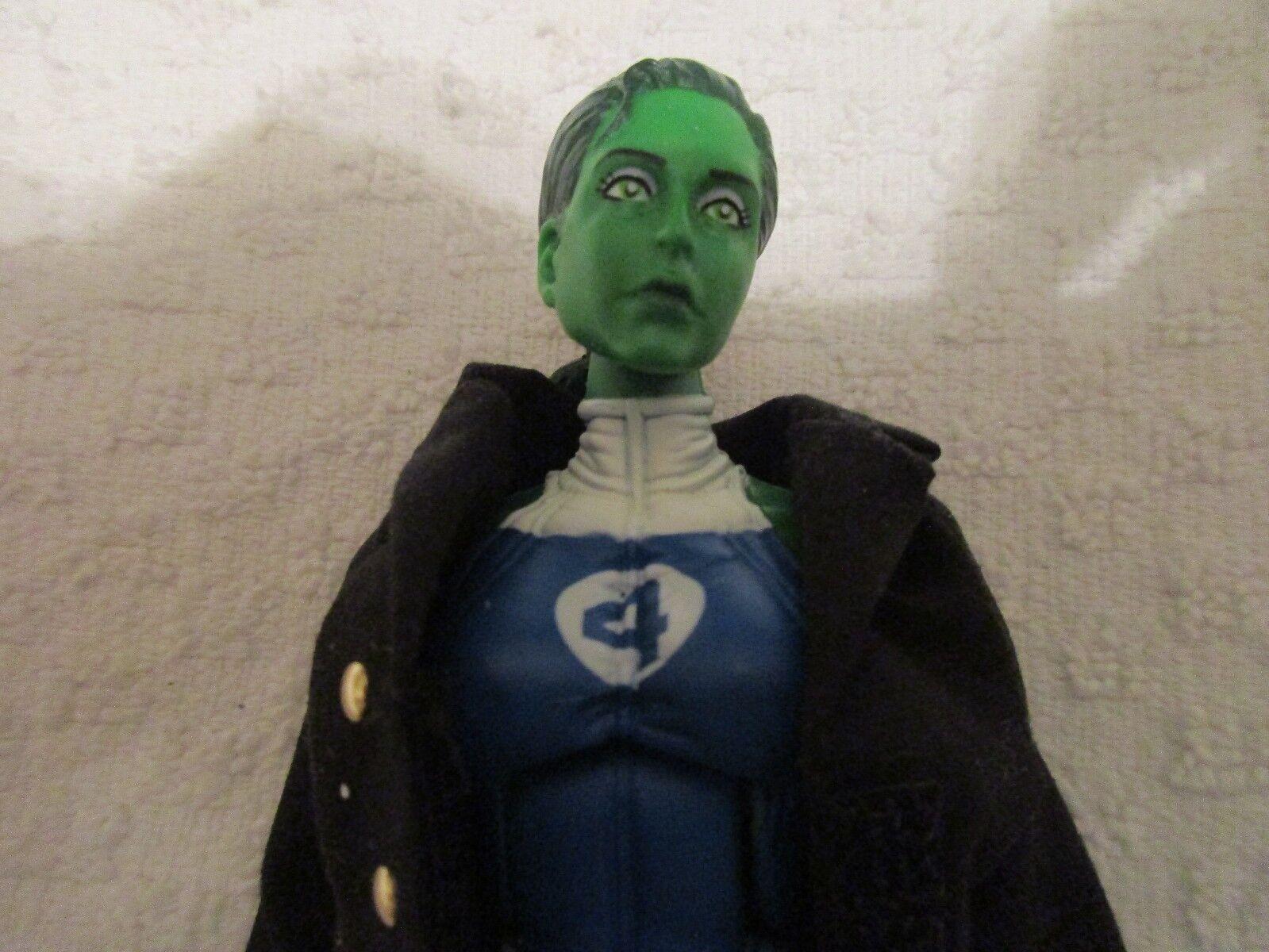 Loose Marvel Legends SDCC Fantastic Four 4 She-Hulk Jennifer Walters Attorney
