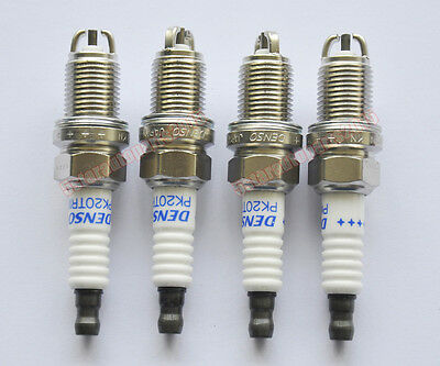 90919-01230 Spark Plugs SK20BR11 Fits for Toyota RAV4 Camry Prius 9091901230 NEW