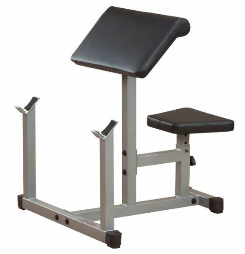 Powerline PPB32X Preacher Curl Bench Home Gym Bicep  Exercise Fitness Equipment  everyday low prices