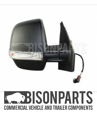 2014 ON WIDE ANGLE MIRROR GLASS DRIVERS OFF SIDE RH VAX094 *FIAT DOBLO