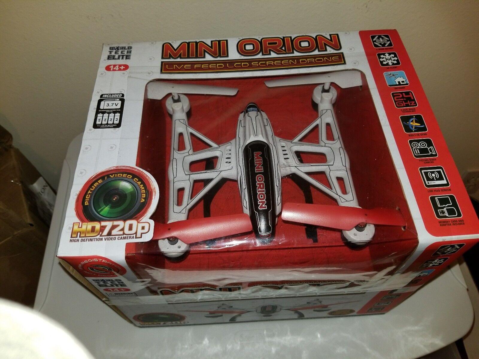 Mini - orion - kamera live - drohne 2.4ghz 4,5 - rc quadcopter