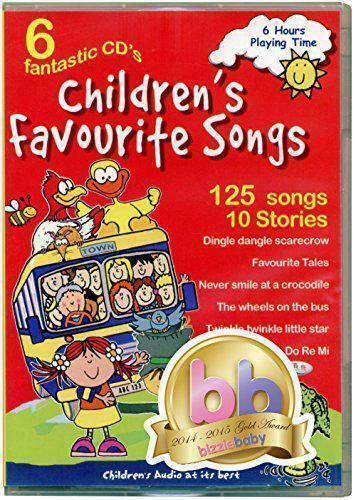 Cds Kids Nursery Rhymes Songs