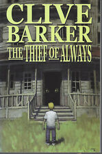 Thief of Always by Kris Oprisko and Clive Barker (2010, Paperback)