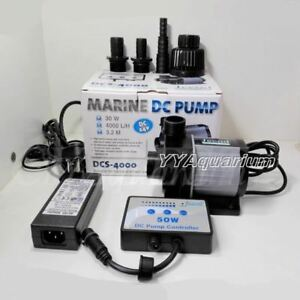 Methodical Jebao Jecod Marine Submersible Water Pump 110-240v W/ Speed Controller Circulati Demand Exceeding Supply Fish & Aquariums Pumps (water)