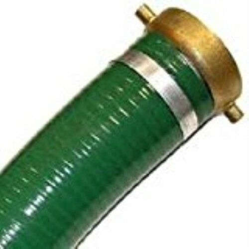 Abbott Rubber Company 1240-2000-20 Pvc Suction Hose44; 2 In. x 20 Ft.