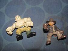Indiana Jones Adventure Heroes Indiana & German Mechanic