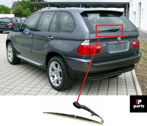 FOR BMW X5 E53 1999-2006 NEW REAR WINDOW WIPER ARM WITH BLADE 450MM