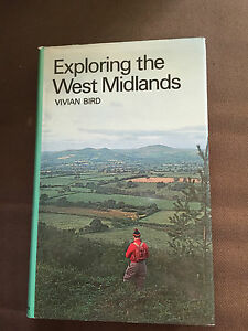 1977-034-EXPLORING-THE-WEST-MIDLANDS-034-BY-VIVIAN-BIRD-TRAVEL-GUIDE-HARDBACK-BOOK