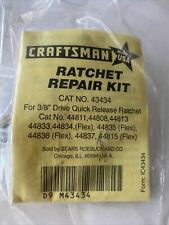 KD Tool KDT81099F Release Ratchet Repair Kit 1//4 Drive Non-Quick