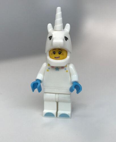 Custom mini Print figure Cute animal series UNICORN GIRL figure horse minifigure