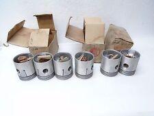 Dodge Plymouth Flathead Pistons NOS MoPar 33 34 35 36 37 38 39 40 41 .25 -.50