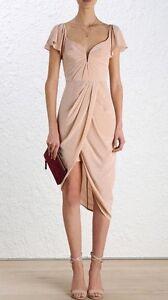 Zimmermann-silk-flutter-cocktail-midi-dress-lily-beige-Size-0-1-2-450-RRP
