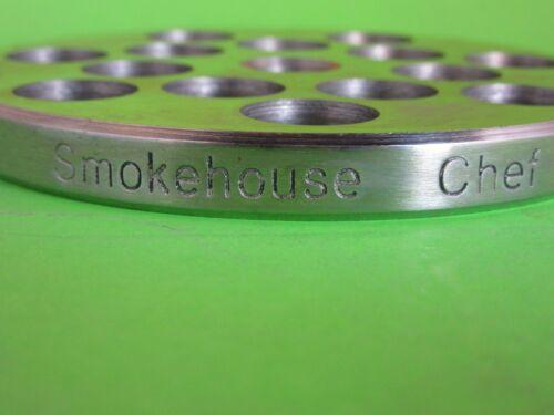 "#8 x 1//4/"" hole size plate disc for Porkert meat grinder mincer food chopper"
