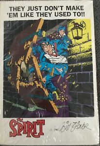 THE-SPIRIT-LITHO-SIGNED-BY-WILL-EISNER-LIMITED-TO-500