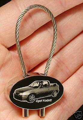 Opel Kadett E cabriolet llavero