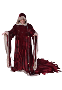Trick or Treat Michael Doughertys Krampus Halloween Christmas Costume TTLE108