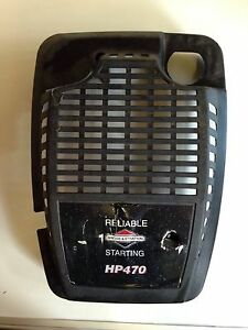 Mountfield-Hp470-Top-Cover-For-Recoil-Pull-Starter-Petrol-Lawnmower-Spares