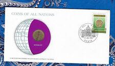 Coins of All Nations Vatican City 20 Lire 1977 UNC