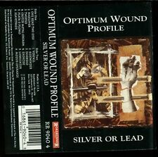 Optimum Wound Profile-Silver or Lead Cassette  Combining elements of metal+crust
