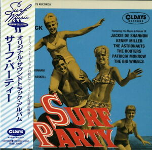 OST-SURF-PARTY-JAPAN-MINI-LP-CD-BONUS-TRACK-C94