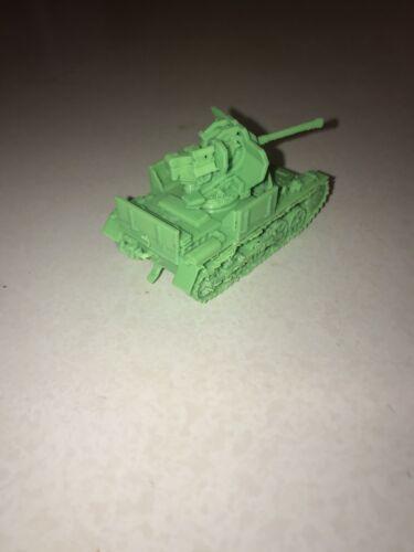 World War 2 German Mark 1 Flakpanzer   3 D print
