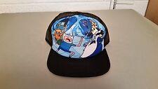 7b114f322a26c item 4 new adventure time finn vs. ice trucker mesh snapback baseball cap.  retail 27.99 -new adventure time finn vs. ice trucker mesh snapback  baseball cap. ...