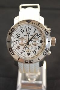 TW-Steel-TW94-Grandeur-45mm-Chronograph-White-Silicone-Watch