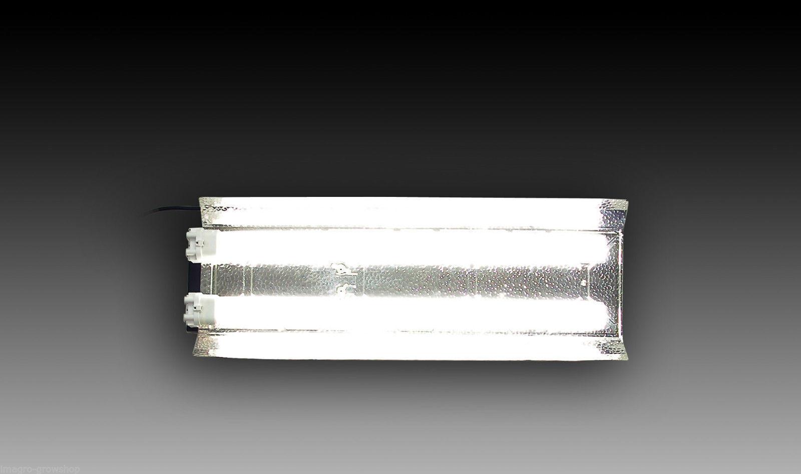 T-neon Set 2 x 36 WATT tagli Lampada COMPLETO 9500K CRESCERE CRESCITA W T NEON