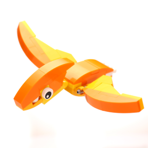 Pterodactyl Dinosaur Building Kit - B3 Customs