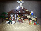 Custom Lego Nativity - INSTRUCTIONS ONLY!!! - No Pieces - Christmas & Holiday