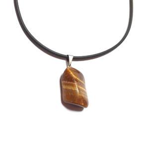 Colgante-de-mujer-ojo-de-tigre-irregular-piedra-gema-natural-2x1-5-cm-envio-grat